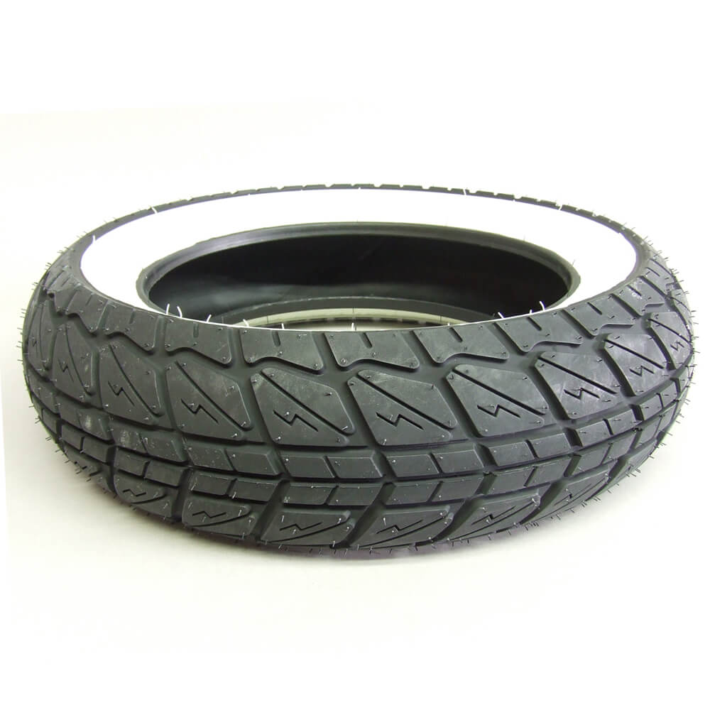 Shinko Tire (Whitewall, 130/70 - 12)