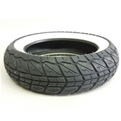 Shinko Tire (Whitewall, 130/70 - 12)S