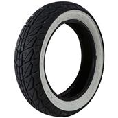 Shinko Whitewall Tire; 110/70-12S