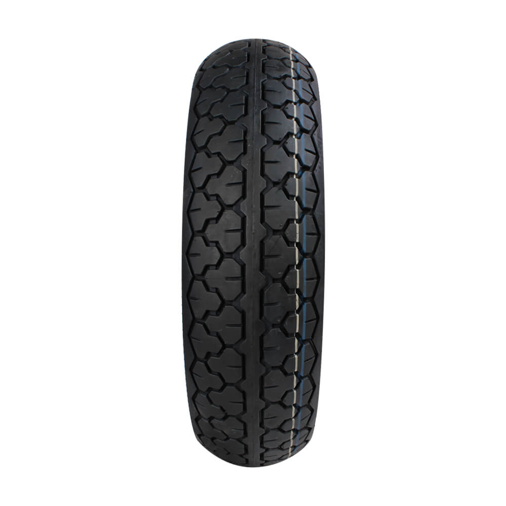 Vee Rubber Tire Side View