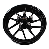 NCY Front Rim (Black); Yamaha Zuma 125S