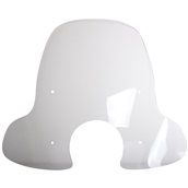 Prima Windshield (Tall, Clear); Vespa LX/GT/GTSS