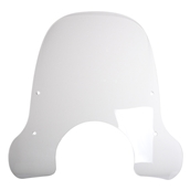 Prima Windshield (Mid-height, Clear); Vespa LX, GT