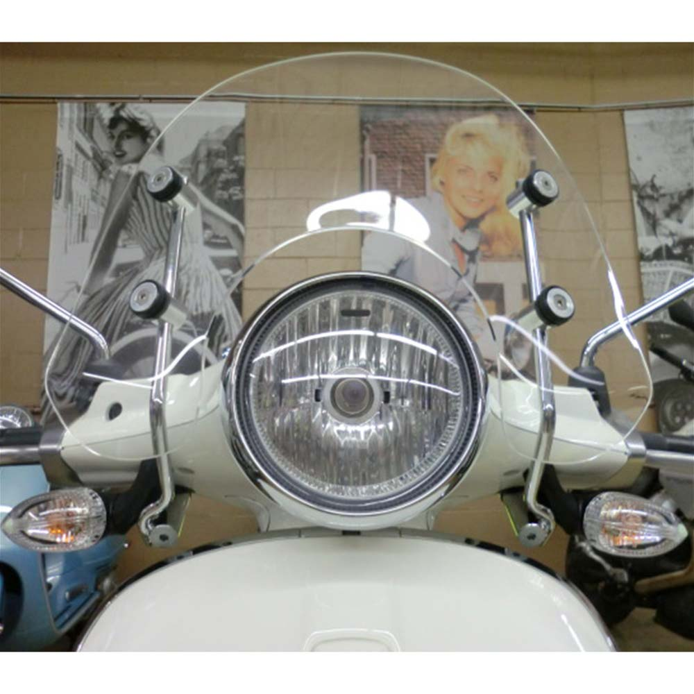 Prima Windshield (Short, Clear); Vespa Primavera