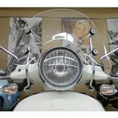 Prima Windshield (Short, Clear); Vespa PrimaveraS