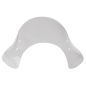 Prima Windscreen Assembly (Clear); Genuine Buddy, UrbanoS