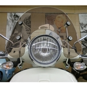 Prima Windshield (Short, Smoked); Vespa Primavera
