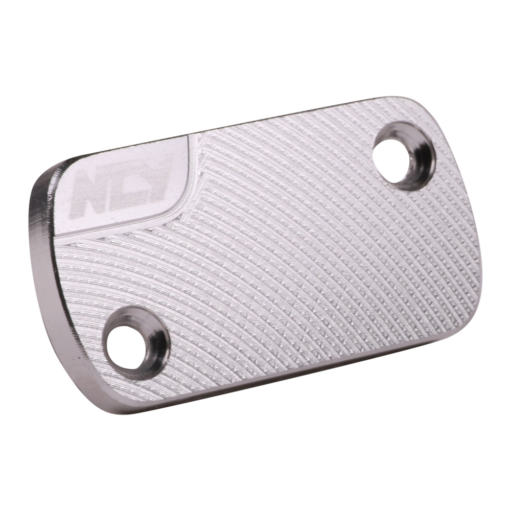 Silver NCY Master Cylinder Cover For Honda Scooterworks USA