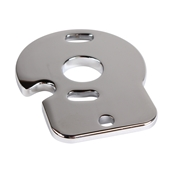 NCY Speedo Bracket (Chrome); Honda RuckusS