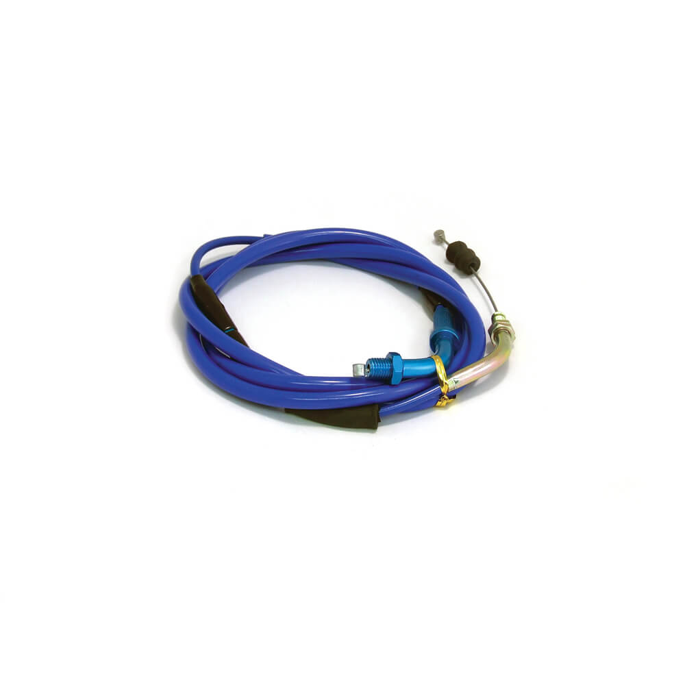 "NCY Throttle Cable (76""); GY6, QMB139"