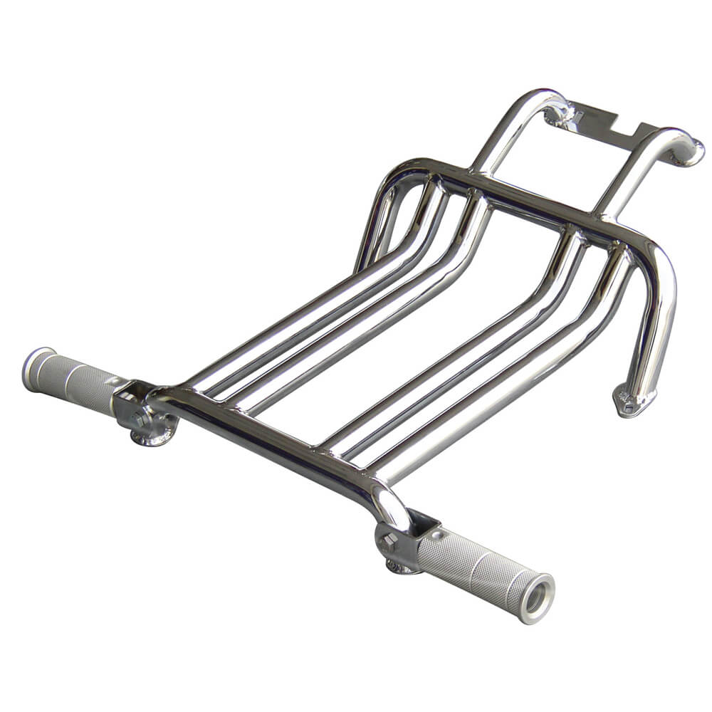 NCY Foot Rest (Chrome); Honda Ruckus