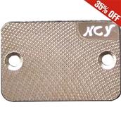 NCY Master Cylinder Cover (Titanium); Genuine/YamahaS