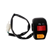 Right Handlebar Switch; CSC go., QMB139 ScootersS