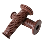 Prima 7/8 Grip Set (Scrambler, Brown); G400CS