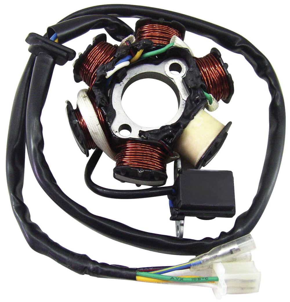 0900 1007 ncy replacement stator for gy6 scooterworks usa gy6 stator wiring diagram at eliteediting.co