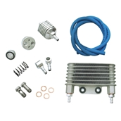 NCY Oil Cooler; GY6, Genuine