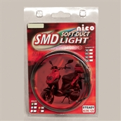 SMD Bright LED Strip (Red, 30 CM); Universal FitS