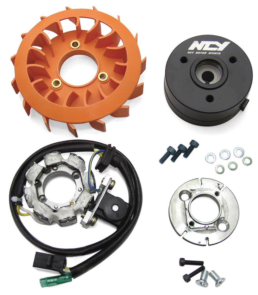 NCY Racing Performance Alternator Kit; QMB139