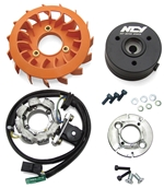 NCY Racing Performance Alternator Kit; QMB139S