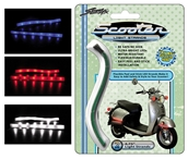 "StreetFX Light Strands (2PK, Red LED, 4.75"")"