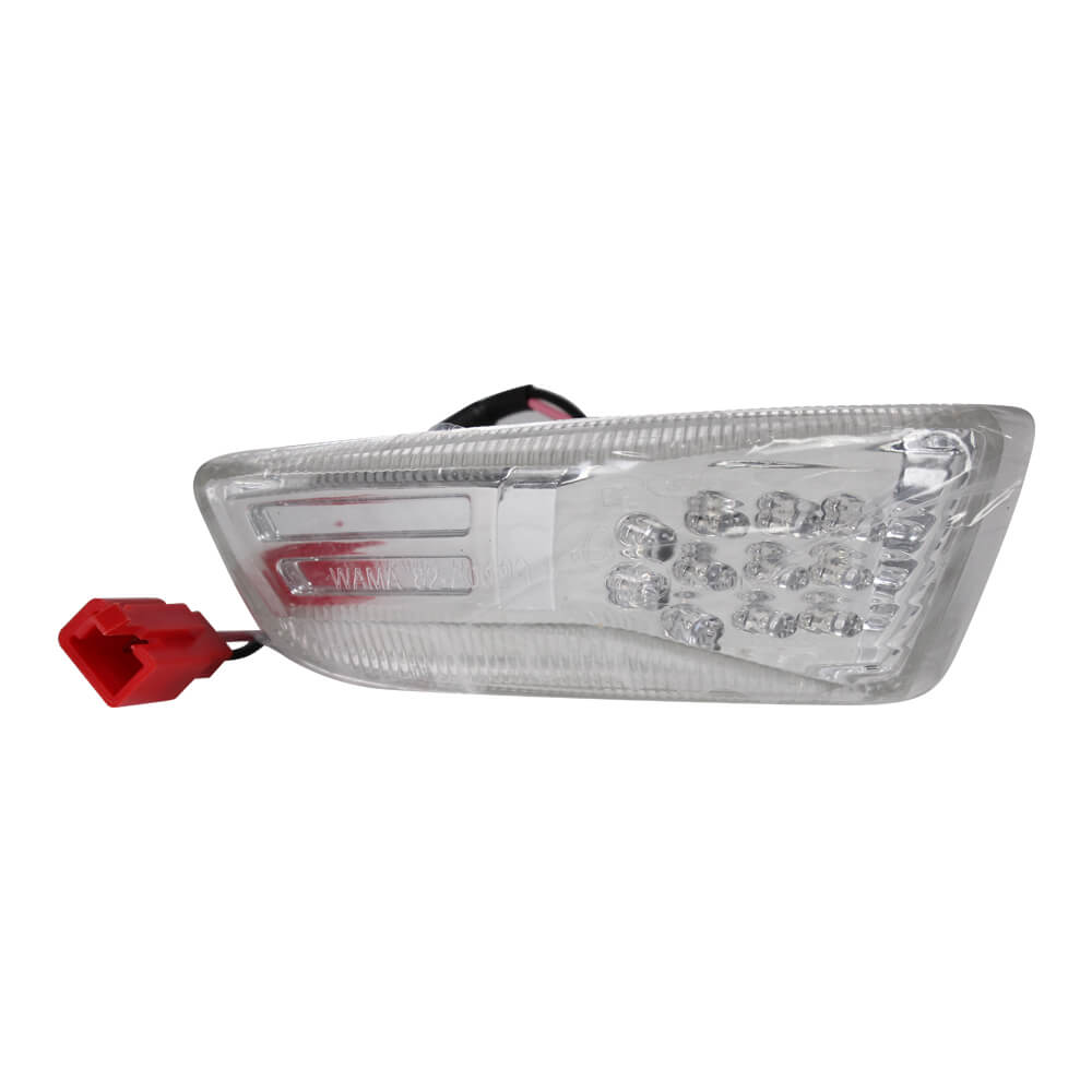 Low Profile Turn Signal (Left, Rear); Genuine Hooligan