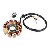 Stator (11 Coil, No Flywheel); GY6 Version 2S