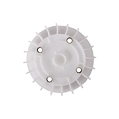 Flywheel Cooling Fan; CSC go., QMB139 ScootersS