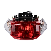 Taillight Assembly; CSC go., QMB139 ScootersS