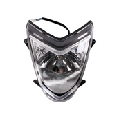 Head Light Assembly.; CSC go., QMB139 ScootersS