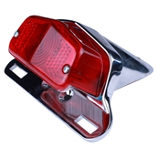 Lucas Style Taillight (Chrome); G400C