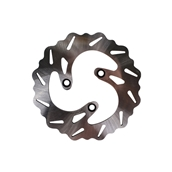 NCY Brake Disc (220mm); Genuine Buddy 4TS