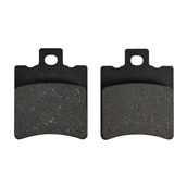 Brake Pads; Yamaha, Buddy 50, RuckusS