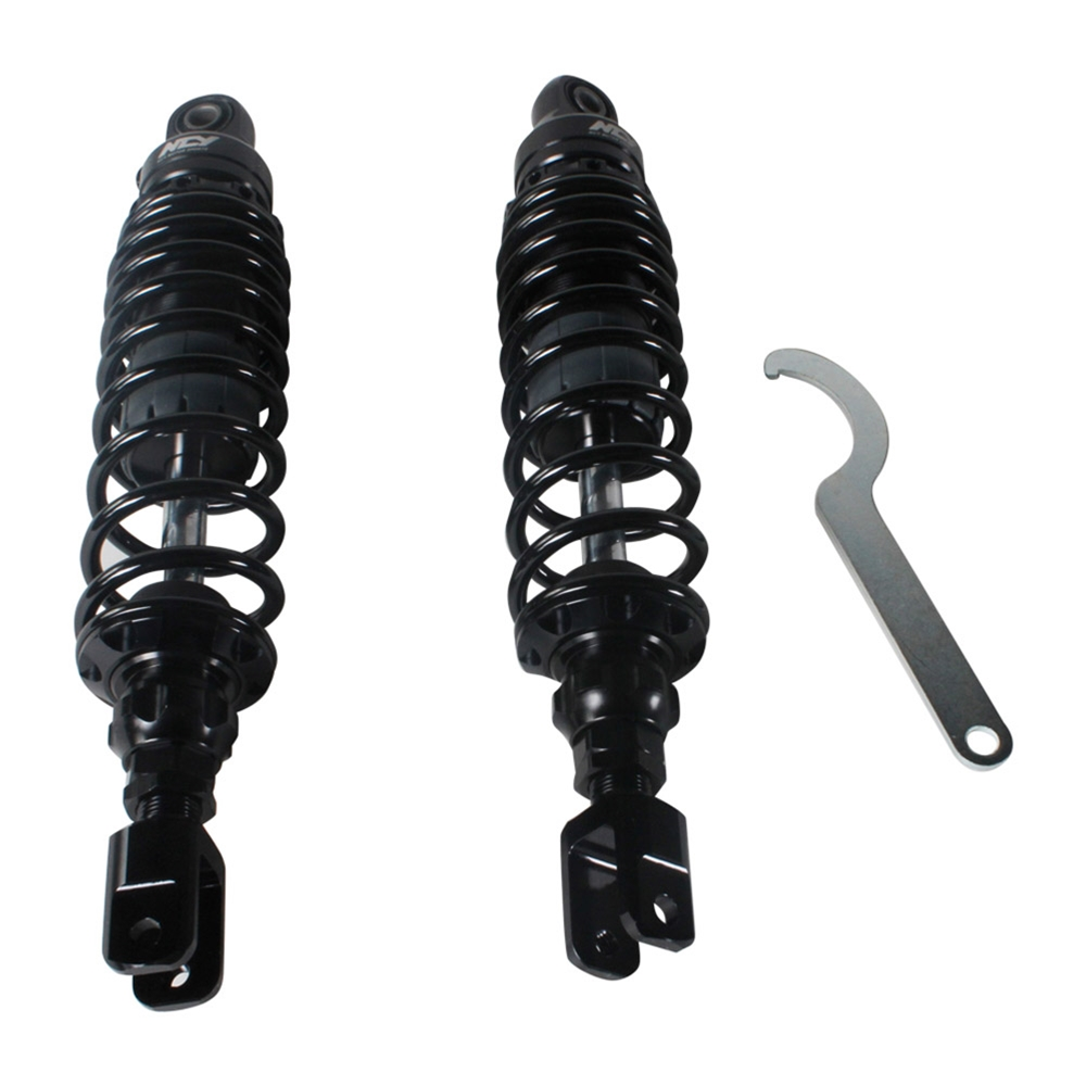 NCY Adjustable Shocks (Rear, Nitrogen, Pair); GY6