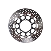 NCY Floated Brake Disc (Stainless, 260mm); Zuma 125