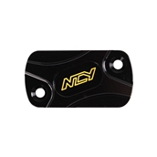 NCY Master Cylinder Cover (Yellow); Honda-styleS