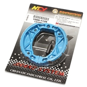 NCY Brake Shoes (Blue); QMB139, MinarelliS