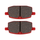 NCY Racing Brake Pads (Red); Genuine, Adly, TGB