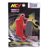 NCY Racing Brake Pads (Front);  Zuma 125S