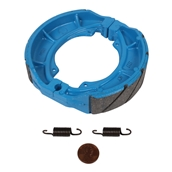 NCY Brake Shoes (Blue); GY6, Genuine Buddy 125/150/170iS