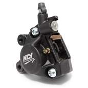 NCY Forged Brake Caliper (Black); Zuma 50, Buddy 50, RH50S