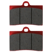 NCY Brake Pads (4 Piston Caliper); Front End KitS