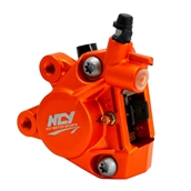 NCY Forged Brake Caliper(Orange);Zuma50,Bud50,RH50S