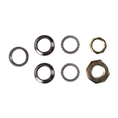 Fork Race and Bearing Set; CSC go., QMB139 ScootersS