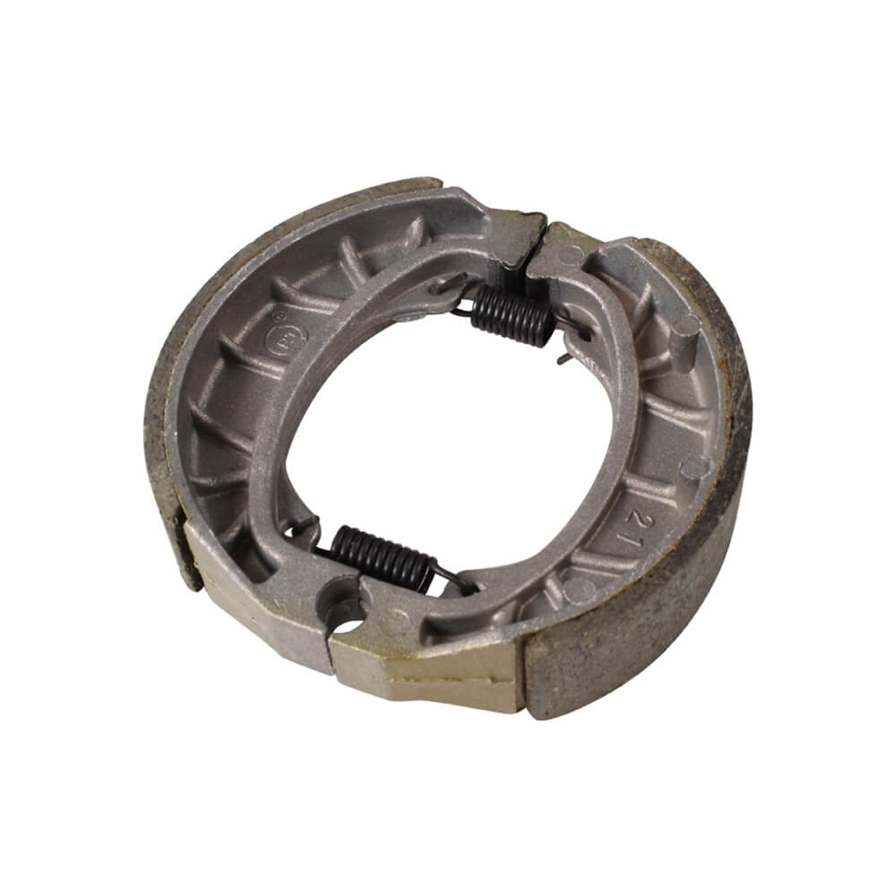 Rear Brake Shoes; CSC go., QMB139 Scooters