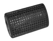 Brake Pedal Rubber (Rubber, Black) Vespa, Small FrameS