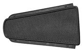 Center Mat (Rubber, Black) Vespa. Small FrameS