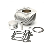 NCY Cylinder Kit (177cc, Ceramic, 62mm,15mm pin); GY6S
