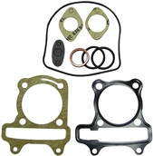 NCY Cylinder Gasket Set (58.5 mm); Genuine, GY6S