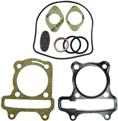 NCY Cylinder Gasket Set (59 mm); Genuine, GY6S