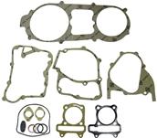 NCY Engine Gasket Set (58.5 mm); Genuine, GY6S
